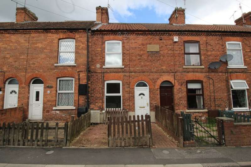 2 Bedrooms Property for sale in Strawberry Road, Retford, DN22