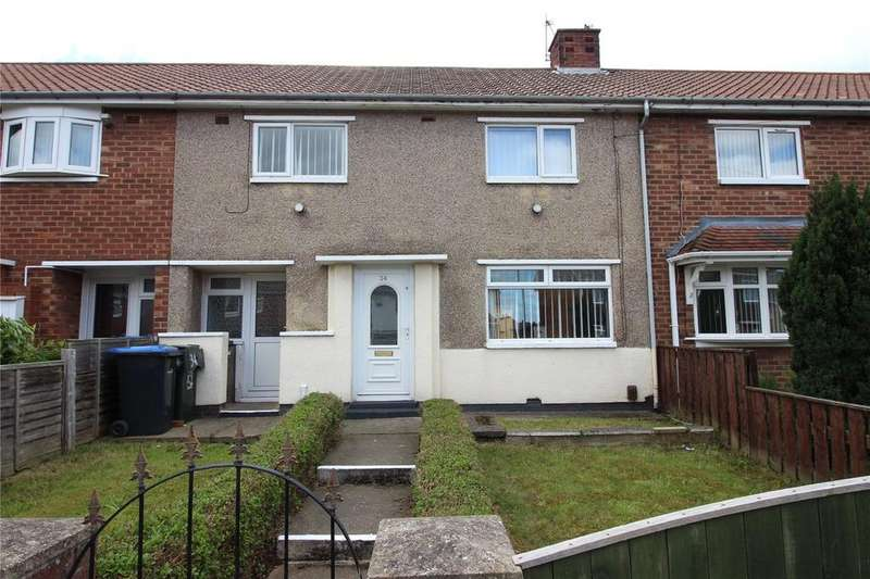 3 Bedrooms Terraced House for sale in Gilmonby Road, Park End