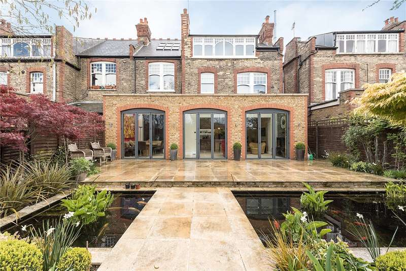 5 Bedrooms Semi Detached House for sale in Queens Avenue, Muswell Hill, London, N10