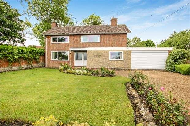 4 Bedrooms Detached House for sale in Church Street, Quainton, Buckinghamshire. HP22 4AW