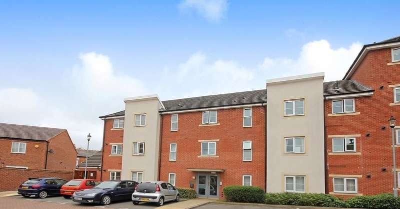2 Bedrooms Flat for sale in Maynard Road, Edgbaston, Birmingham