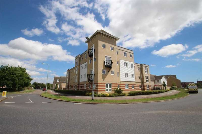 2 Bedrooms Apartment Flat for sale in Chandler Court, Newman Drive, Grange Farm, Kesgrave, Ipswich
