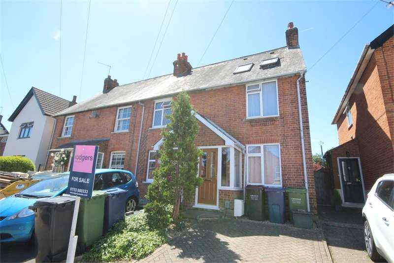 3 Bedrooms End Of Terrace House for sale in Lansdown Road, Chalfont St Peter, Buckinghamshire