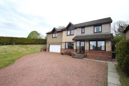 5 Bedrooms Detached House for sale in Mayfield Drive, Howwood, Renfrewshire