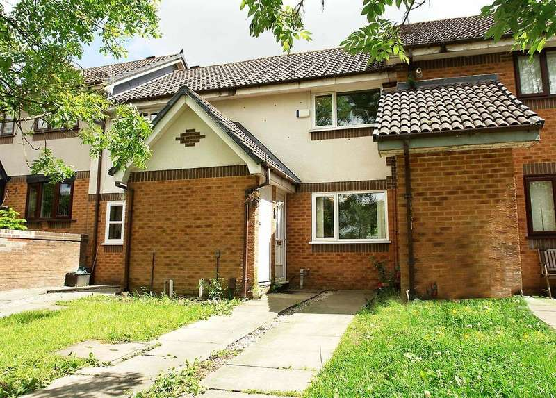 2 Bedrooms Town House for sale in 5 Chaffinch Close, Oldham