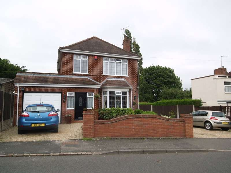 3 Bedrooms Detached House for sale in Hockley Lane, Dudley