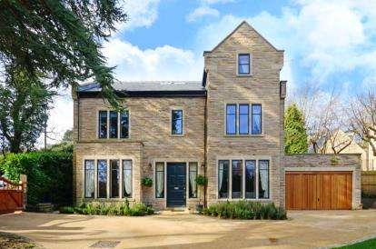 6 Bedrooms Detached House for sale in Carsick Hill Way, Sheffield, South Yorkshire