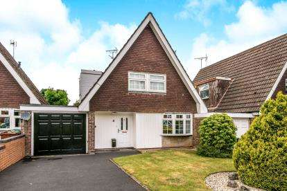 3 Bedrooms Detached House for sale in Brook End, Haughton, Stafford