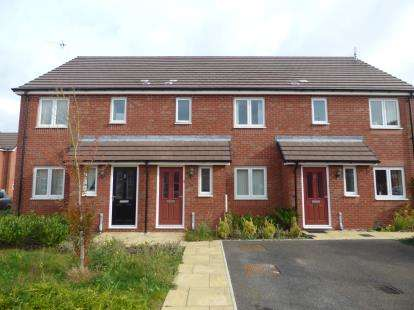 3 Bedrooms Terraced House for sale in Steinway, Coventry, West Midlands