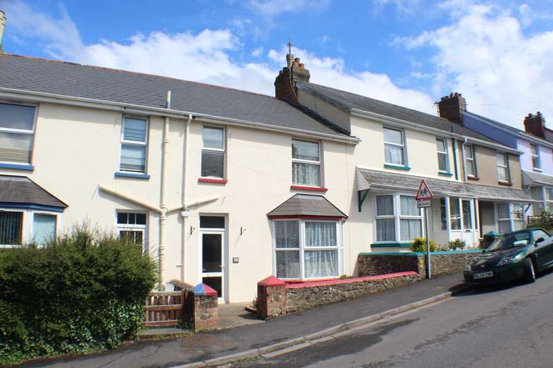 3 Bedrooms Terraced House for sale in Royston Road, Bideford