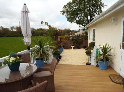 3 Bedrooms Mobile Home for sale in The Glade, Ranksborough Hall, Langham, Rutland