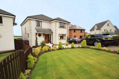 4 Bedrooms Detached House for sale in Anderson Crescent, Shieldhill
