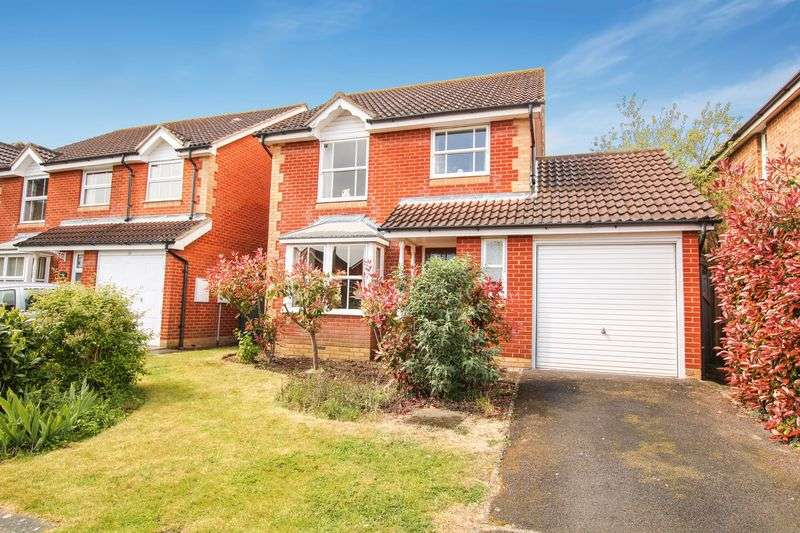 3 Bedrooms Property for sale in Inkerman Close, Abingdon