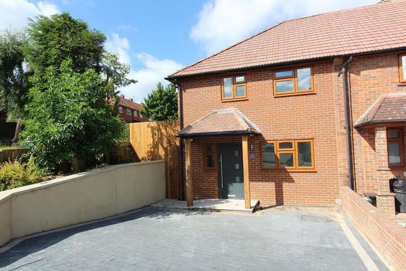 3 Bedrooms End Of Terrace House for sale in Breakspears Drive, St Paul's Cray, Orpington, Kent, BR5 2RU