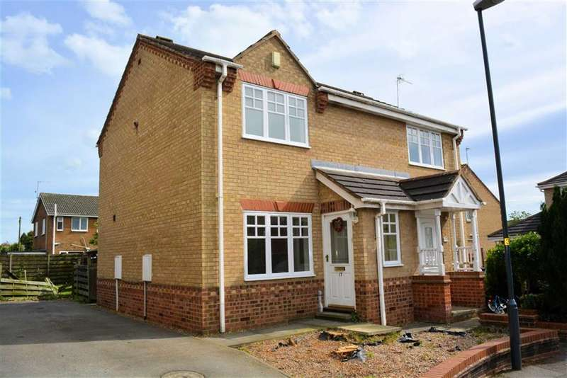 2 Bedrooms Property for sale in Topcliffe Court, Selby, YO8