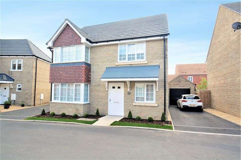 4 Bedrooms Property for sale in Chilton Field Way, Chilton, Didcot