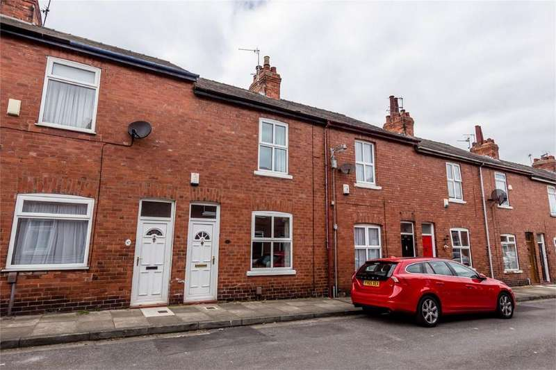 2 Bedrooms Terraced House for sale in Barlow Street, Acomb, York