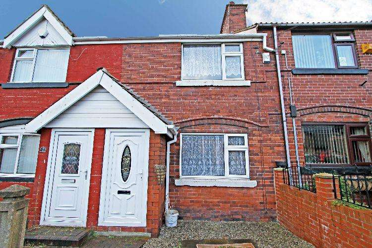 3 Bedrooms Terraced House for sale in Durham Street Rotherham South Yorkshire