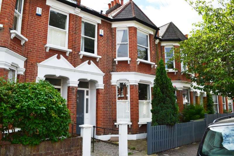 4 Bedrooms Terraced House for sale in Grimwood Road, Twickenham, TW1