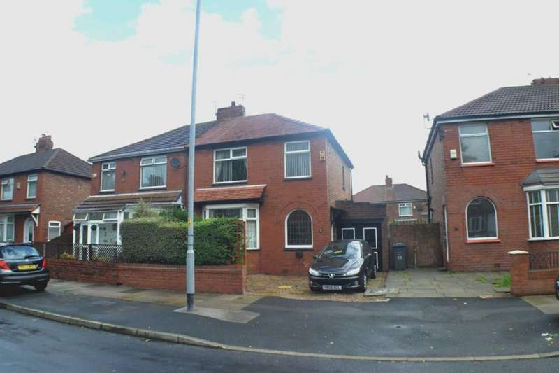 3 Bedrooms Semi Detached House for sale in Windsor Road, Dane Bank, Denton, Manchester, M34