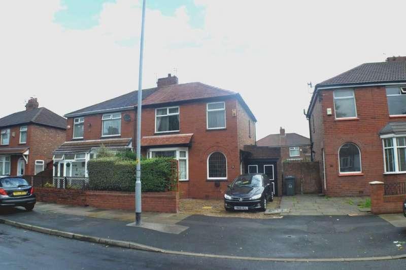 3 Bedrooms Semi Detached House for sale in Windsor Road, Dane Bank, Denton, Manchester, M34
