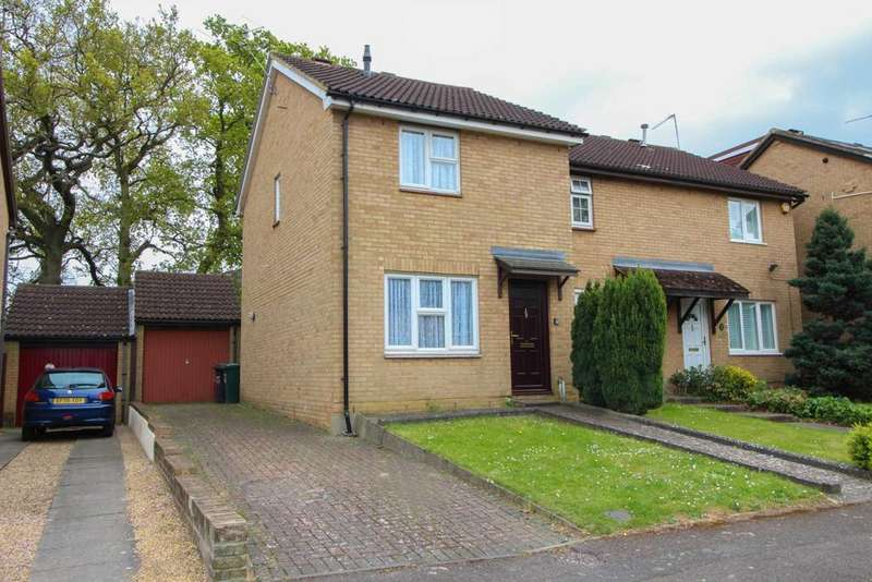 3 Bedrooms End Of Terrace House for sale in Redwood Close, South Oxhey