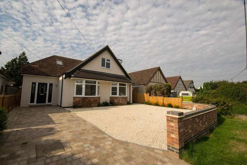 4 Bedrooms Detached House for sale in Hanging Hill Lane, Hutton, Brentwood, Essex, CM13