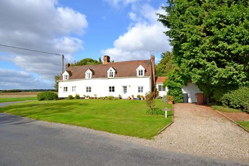 5 Bedrooms Cottage House for sale in Rose Cottage Cooksmill Green, Writtle, Essex, CM1