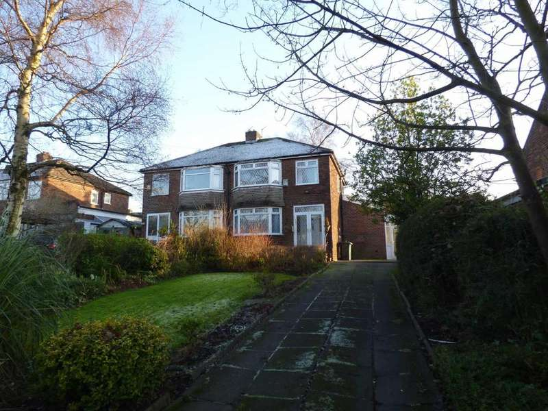 3 Bedrooms Semi Detached House for sale in Bowness Road, Middleton, Manchester, M24