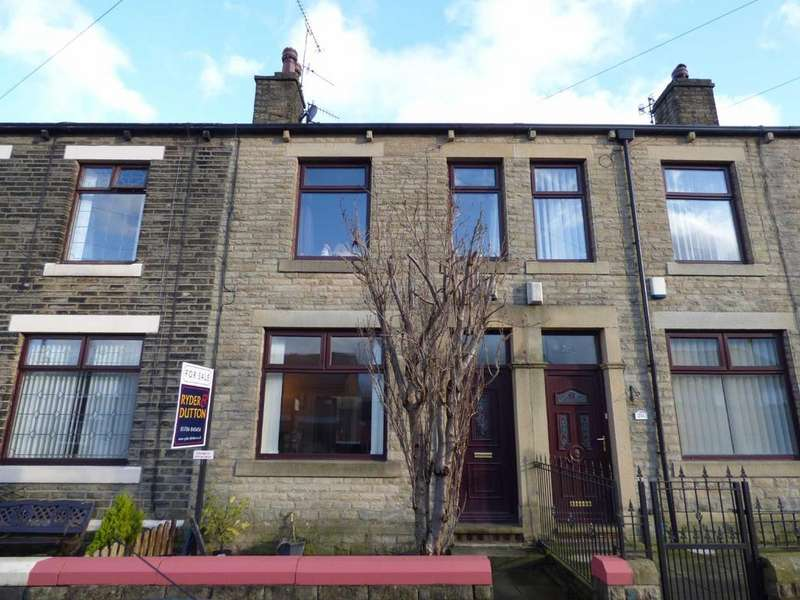 3 Bedrooms Terraced House for sale in George Street, Shaw, Oldham, OL2