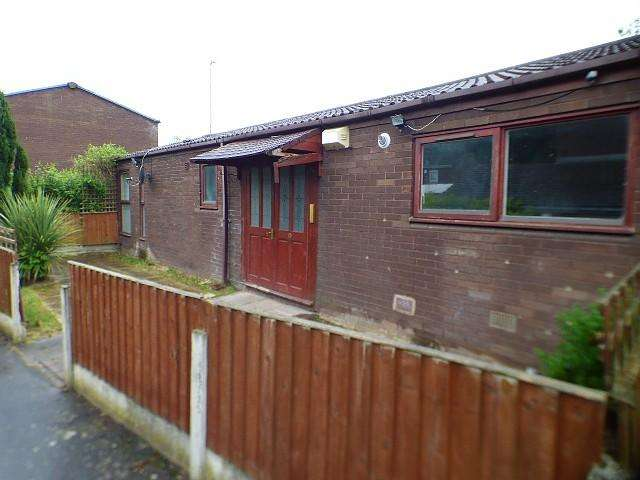 4 Bedrooms Bungalow for sale in Worthington Close, Palacefields, Runcorn