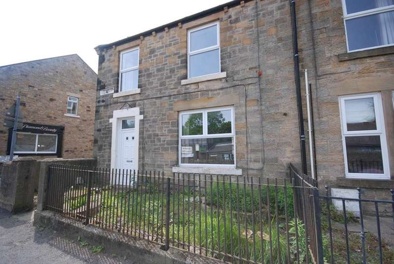 3 Bedrooms Terraced House for sale in Dene View, Burnopfield