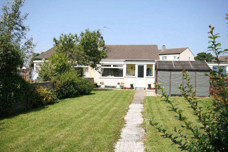 2 Bedrooms Semi Detached Bungalow for sale in Gaerwen, Anglesey