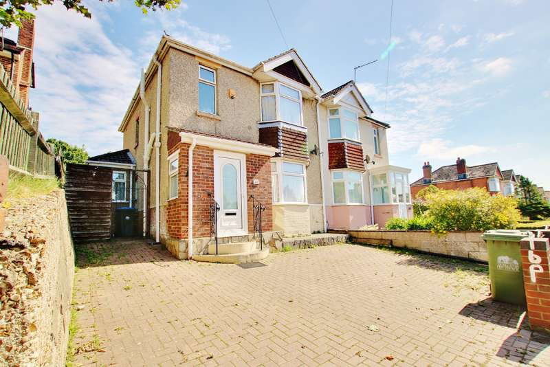 3 Bedrooms Semi Detached House for sale in Portsmouth Road, Woolston