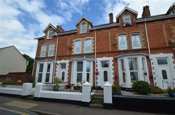 4 Bedrooms Terraced House for sale in High Street, Dawlish