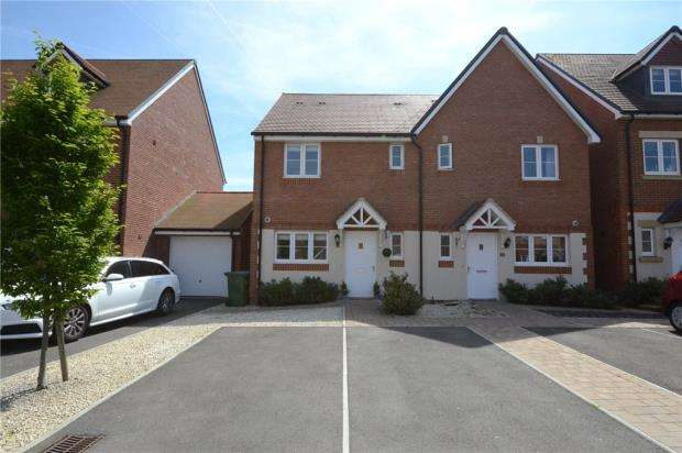 3 Bedrooms Semi Detached House for sale in Barn Owl Drive, Bracknell, Berkshire