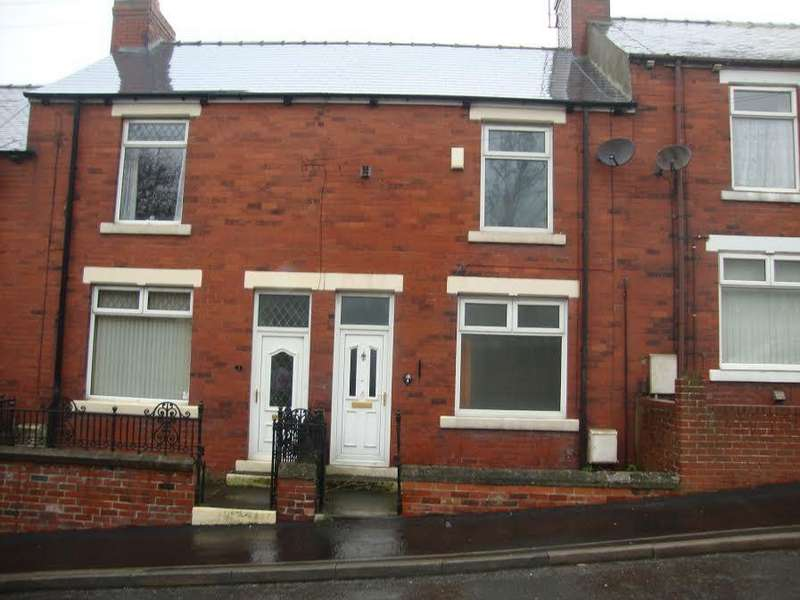 2 Bedrooms Terraced House for sale in Low Albert Terrace, Crook
