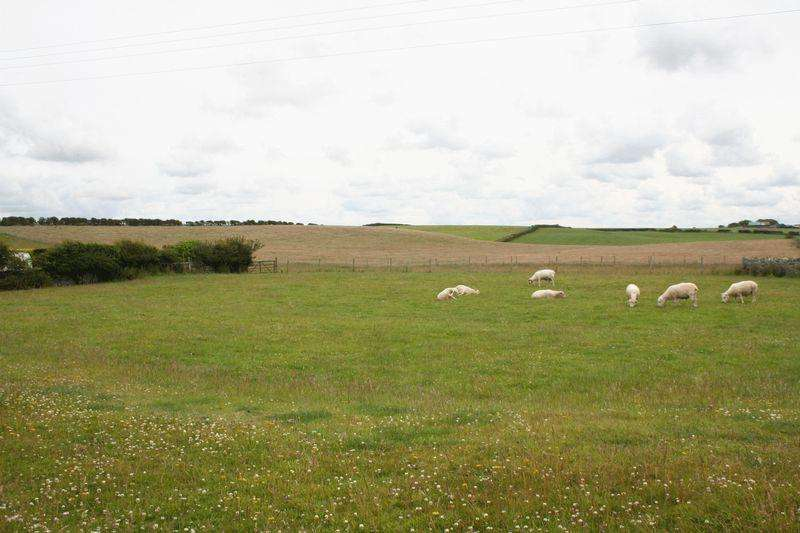 Land Commercial for sale in Bryngwran, Anglesey