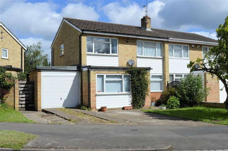 4 Bedrooms Semi Detached House for sale in Hatford Road, Reading, RG30