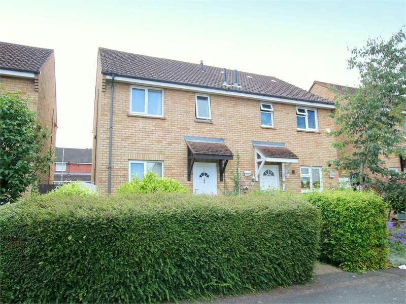 2 Bedrooms Semi Detached House for sale in Eaton Socon, St Neots