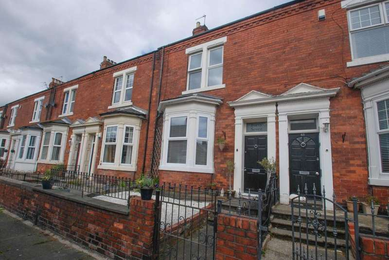3 Bedrooms Terraced House for sale in Blagdon Avenue, South Shields