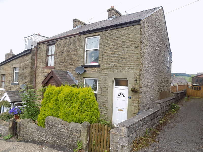 2 Bedrooms Semi Detached House for sale in Cliff Road, Buxton