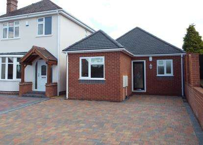 3 Bedrooms Bungalow for sale in Littlewood Road, Walsall, West Midlands
