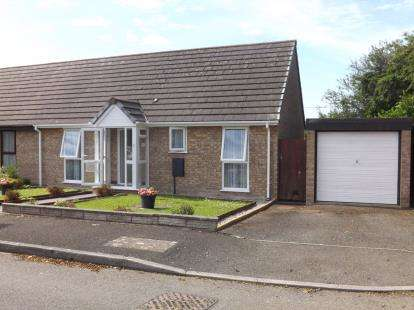 2 Bedrooms Bungalow for sale in Quintrell Downs, Newquay, Cornwall
