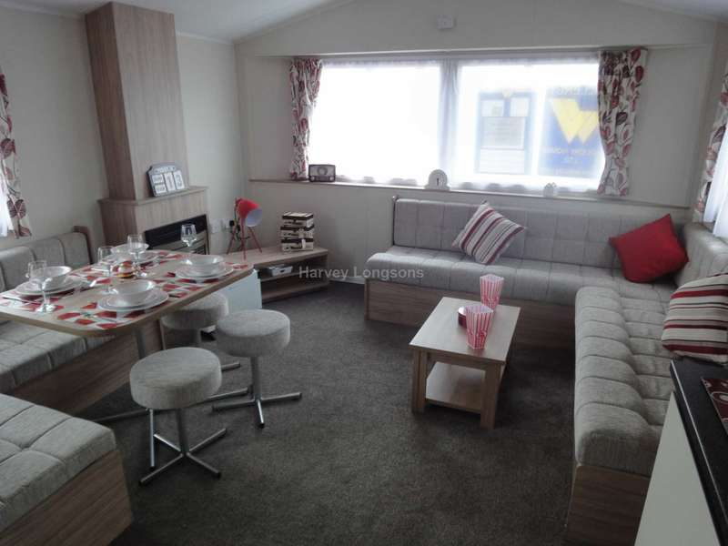 3 Bedrooms Mobile Home for sale in St Cyrus, Montrose