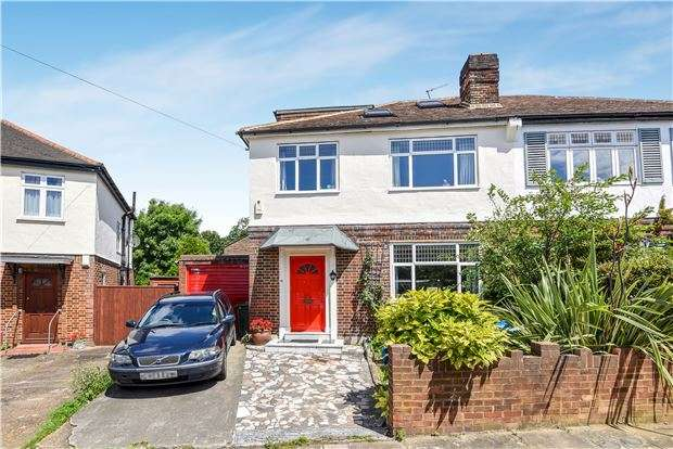 4 Bedrooms Semi Detached House for sale in Lexton Gardens, LONDON, SW12