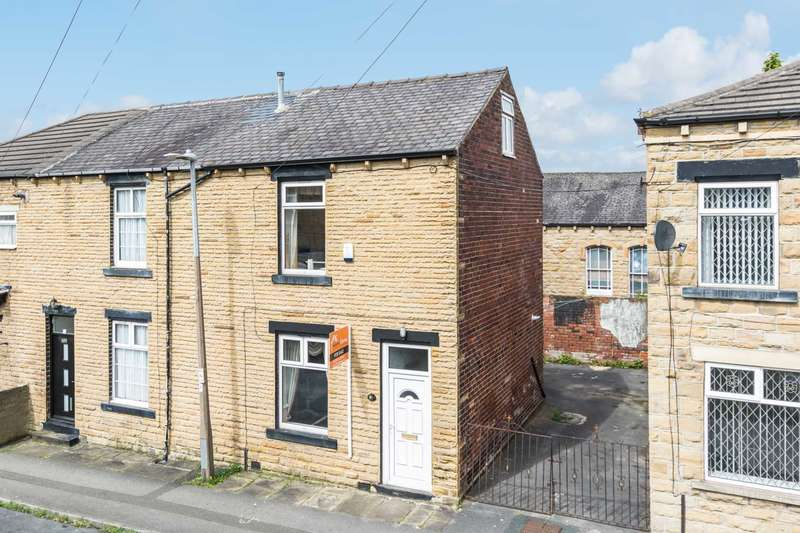 2 Bedrooms Terraced House for sale in Albion Street, Batley