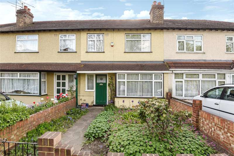 3 Bedrooms Terraced House for sale in Elmcroft Terrace, Colham Green Road, Hillingdon, Middlesex, UB8