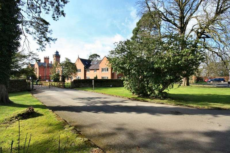 2 Bedrooms Apartment Flat for sale in Norcliffe Hall Mews, Altrincham Road, Styal