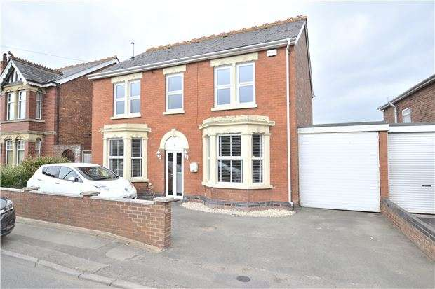 4 Bedrooms Detached House for sale in 5 Churchdown Lane, Hucclecote, GLOUCESTER, GL3 3QH